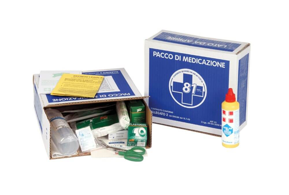 Cassette mediche